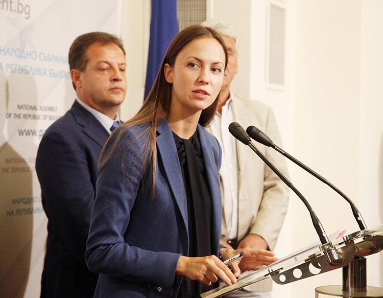 Ева Паунова и Даниел Панов