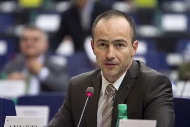 Андрей Ковачев - ЕП
