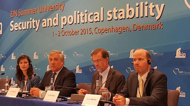 Дебат за сигурността в Средиземноморието