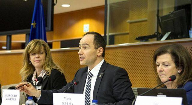 """Андрей Ковачев домакин на дискусия """"Достъп до здравни услуги в ЕС"""" - Европейския парламент"""