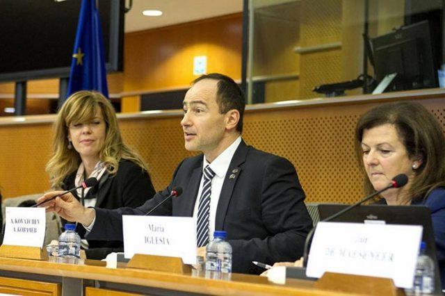 Андрей Ковачев домакин на дискусия