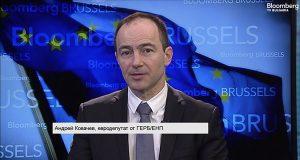 Andrey Kovatchev - Bloomberg TV Bulgaria