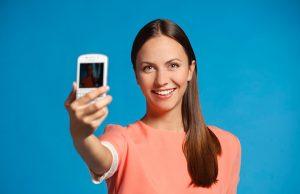 Eva Paunova Selfie