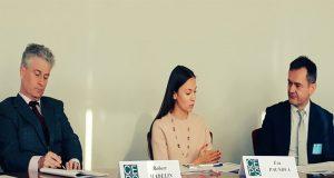 Ева Паунова ГЕРБ/ЕНП семинар с CEPS