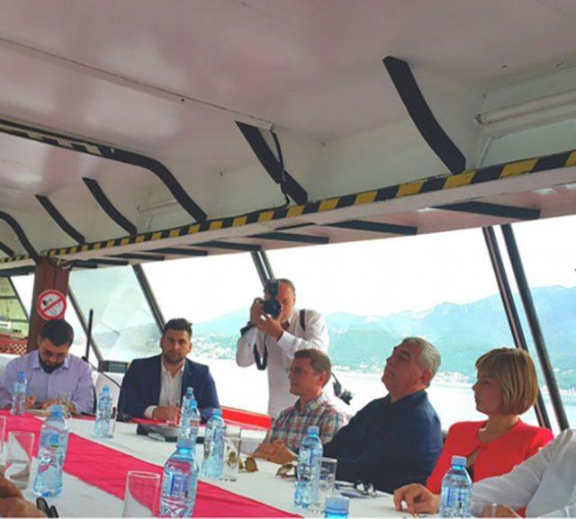 развитието на туризма на Балканите