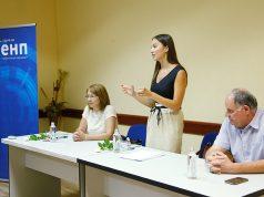 работна среща с ръководството на ГЕРБ-Казанлък