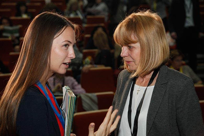 Eva Paunova , Yordanka Fandakova