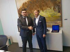 Andrey Novakov and Vazil Hudak