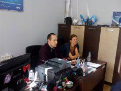 Andrey Kovatchev and Djema Grozdanova