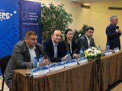 Andrey Kovatchev, Andrey Novakov, Vladimir Uruchev, Eva Maydell, Emil Radev