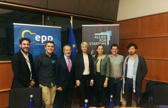 "Eva Maydell - ""Allied for Startups"""
