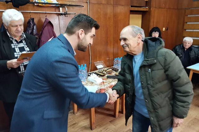 Andrey Novakov Chess tournament Blagoevgrad