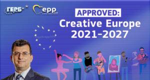 Asim Ademov Creative Europe