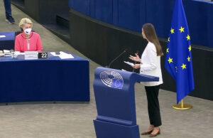 Eva Maydell - State of the European Union 2021 debate - MEPs debate